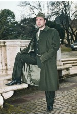 Levente hosszú kabát