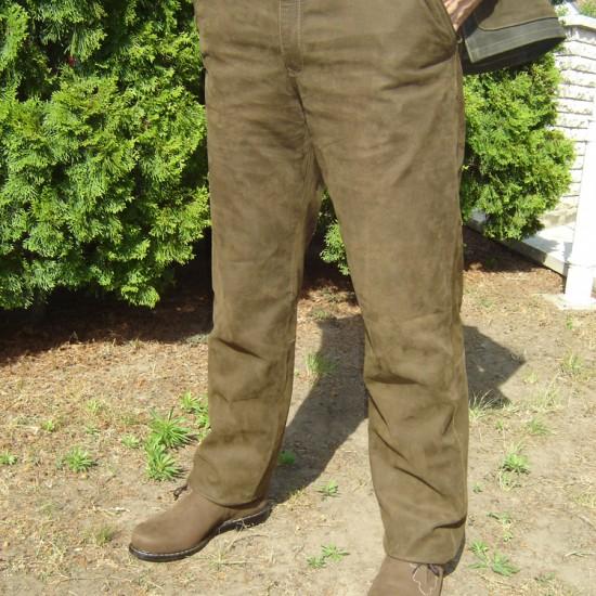 Buffalo bőr nadrág